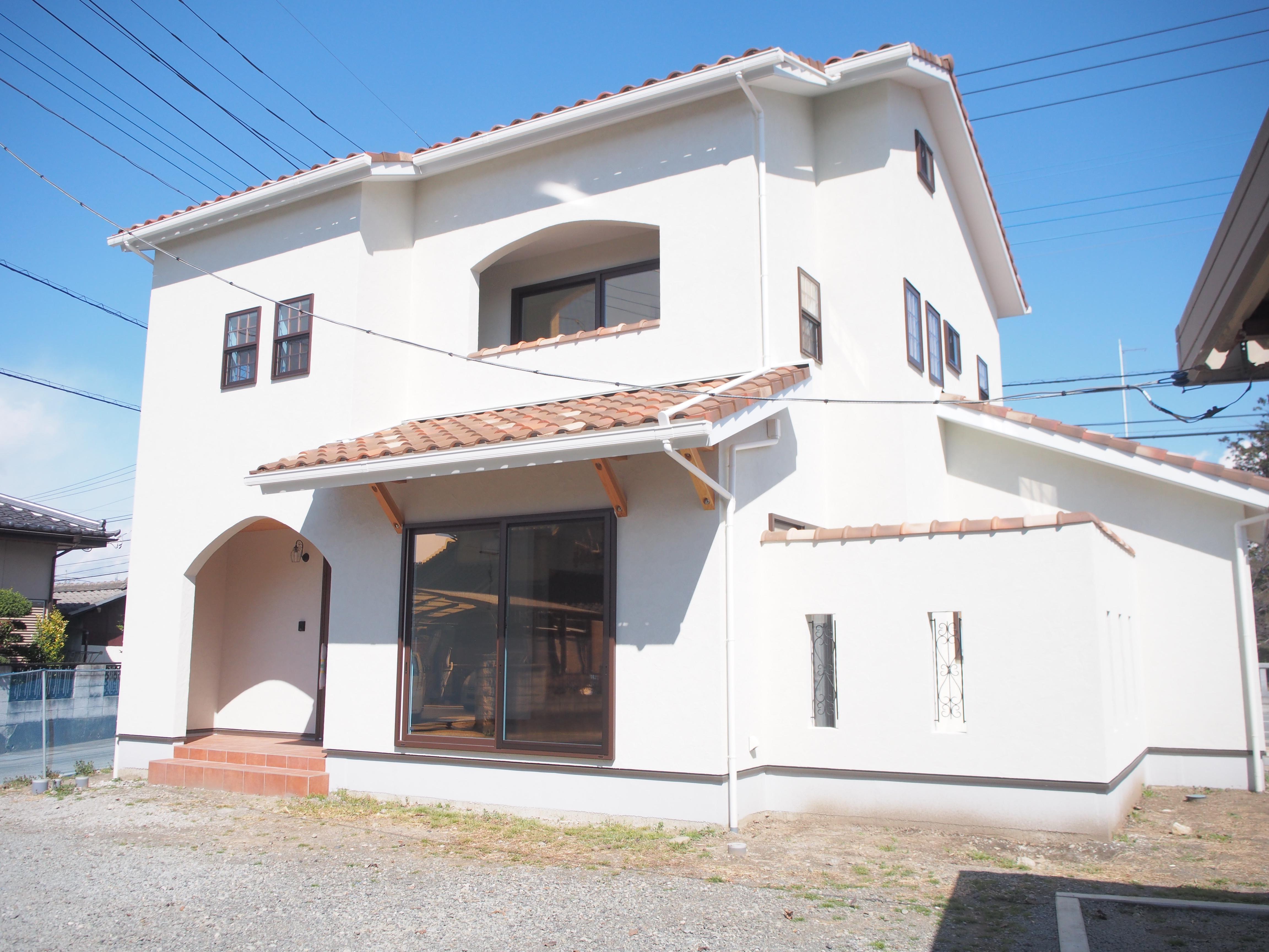 Narushimaの家
