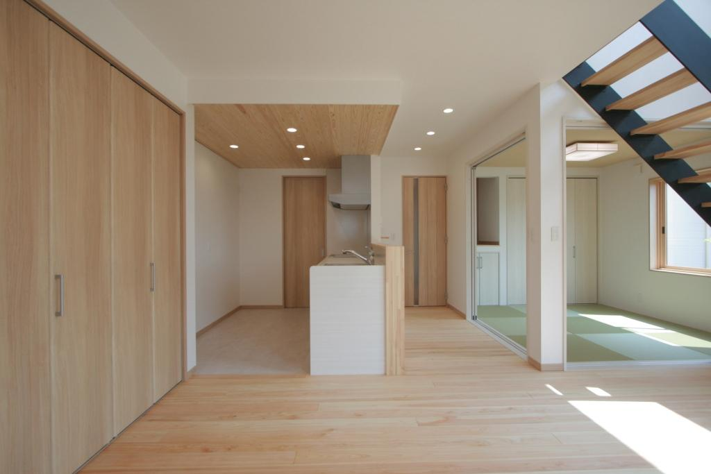 Nakashimojoの家